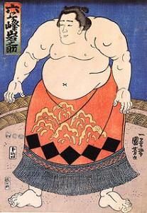 220px-Kuniyoshi_Utagawa,_The_sumo_wrestler_2