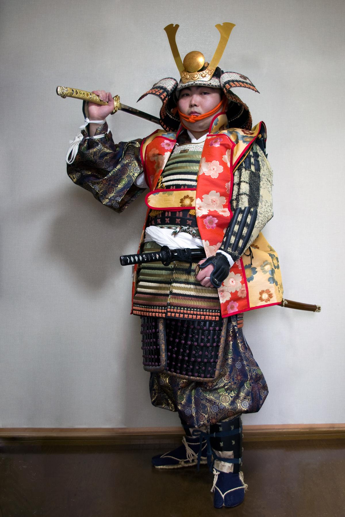 LE SAMURAI Asahi Dojo International Association ADIA