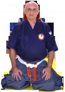 Tanigawa Shodai Soke - Seiza (2)
