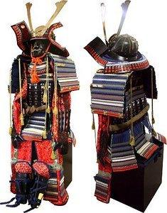 Armure-samourai-rouge