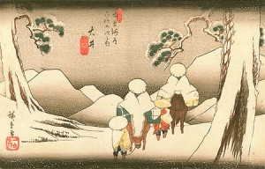 hiroshige-neige